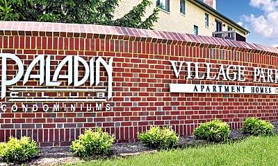 Building, Village Park at Paladin, 2
