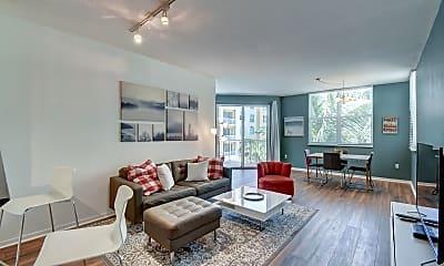 Living Room, 804 E Windward Way 418, 0