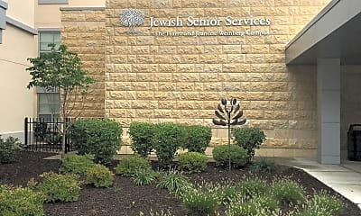 JEWISH SENIOR Service, 1