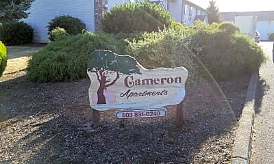 Cameron Apartments, 1