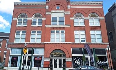 Building, 421 Brady St, 0