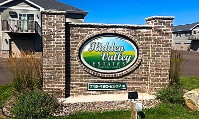 Hidden Valley Estates, 1