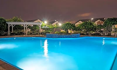 Pool, Villas at Cypresswood, 2