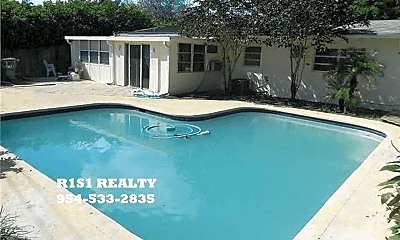 Pool, 4900 NW 10th Ave, 0