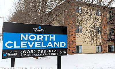 Community Signage, 901 N Cleveland Ave, 0
