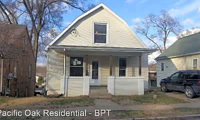 Building, 217 Stewart St, 0