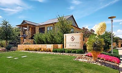 Community Signage, Sandstone Ridge and Sandstone Crossing, 1