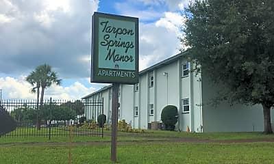 Tarpon Springs Manor Apartments, 1
