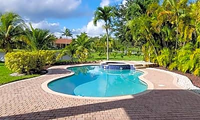 Pool, 15066 SW 39th St, 2