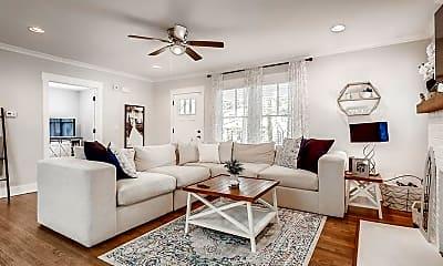 Living Room, 1145 Princess Ave SW, 1
