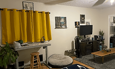 Bedroom, 4418 1/2 165th St, 2