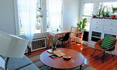 Living Room, 4131 Shafter Ave 9, 1