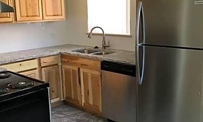 Kitchen, 1350 Columbine St, 1
