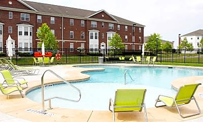 Pool, University Village At Slippery Rock, 0