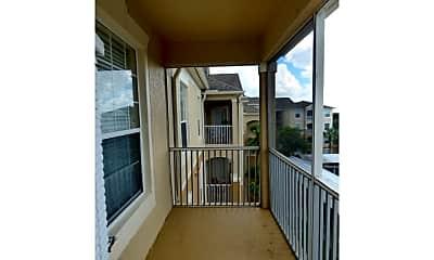 Patio / Deck, 6451 Old Park Ln. #404, 2