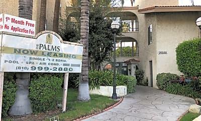 Warner Palms Luxury Apartments, 1