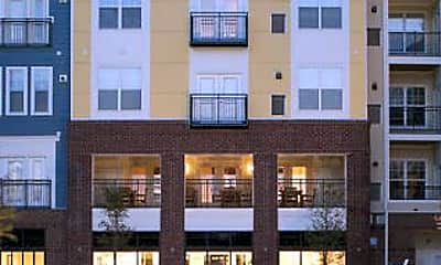 Building, Residences at Congressional Village, 1