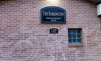 Community Signage, 1136 South 29th Street, 1