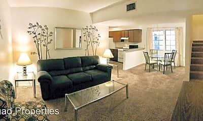 Living Room, 101 E 33rd St, 1