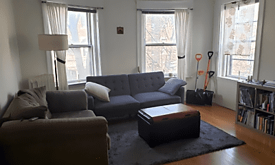 Living Room, 74 Parkman St, 0