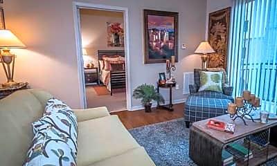 Living Room, Riverwalk at Riverplace, 1