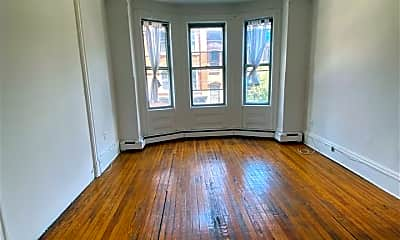 Living Room, 217 10th St 1A, 1