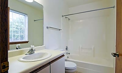 Bathroom, Sauk Creek Apartments, 2