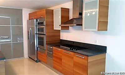 Kitchen, 2950 NE 188th St 208, 1