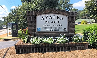 Azalea Place, 1
