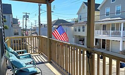 Patio / Deck, 9 Beach St, 1