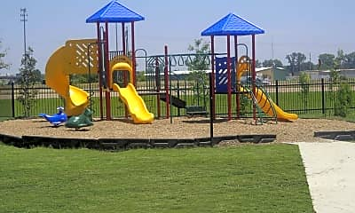Playground, Riverside Park, 1
