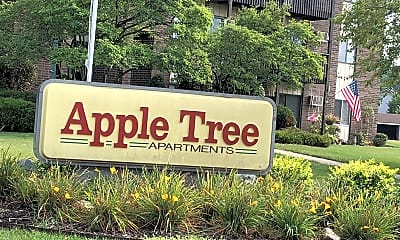 Apple Tree Apartments, 1