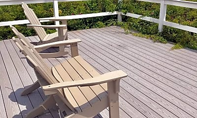 Patio / Deck, 619 Ocean Ave, 1