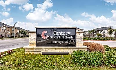 Community Signage, Century Stone Hill North, 2
