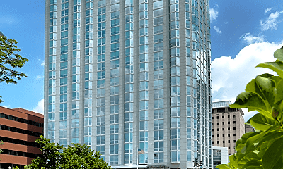 Building, Clayton On The Park, 1