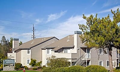 Building, Shasta Creek Apartments, 1