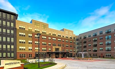 Building, The Residences at Annapolis Junction, 2