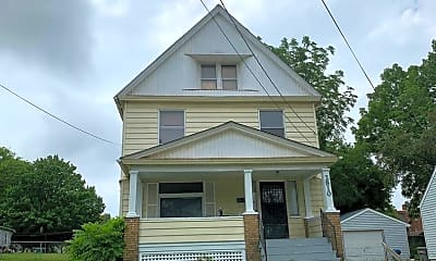 Building, 2810 Julian St, 2