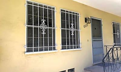Building, 8837 Alcott St, 1