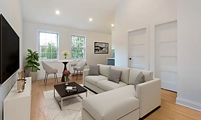 Living Room, 380 Claremont Ave 7, 0