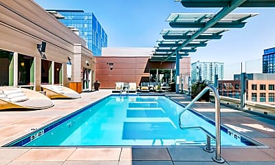 Pool, Cadence Union Station, 0