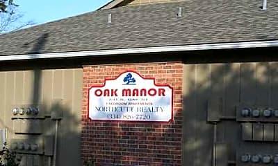 Oak Manor, 1