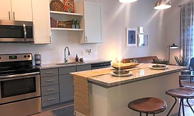 Kitchen, Atlas Germantown, 1