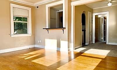 Living Room, 2716 N Robinson Ave, 0