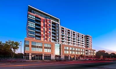 Building, The Lyric Apartments, 1