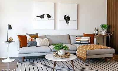 Living Room, 733 N Hudson Avenue, 0