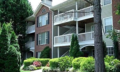Building, River Vista Apartment Homes, 1