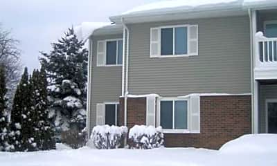 Mayville Apartments, 2