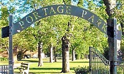 Community Signage, 6326 W Cuyler Ave, 2
