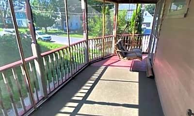 Patio / Deck, 128 N Washington St, 2